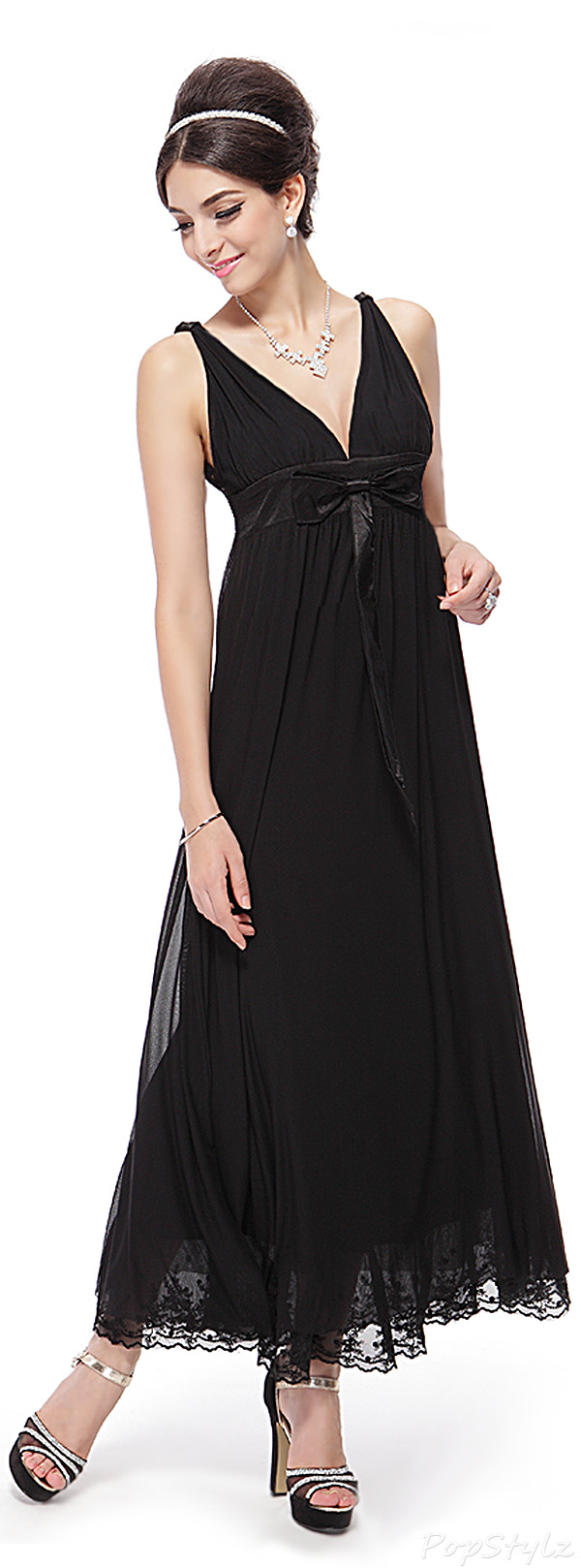 Ever Pretty 09034 Stretchy Formal Maxi Dress