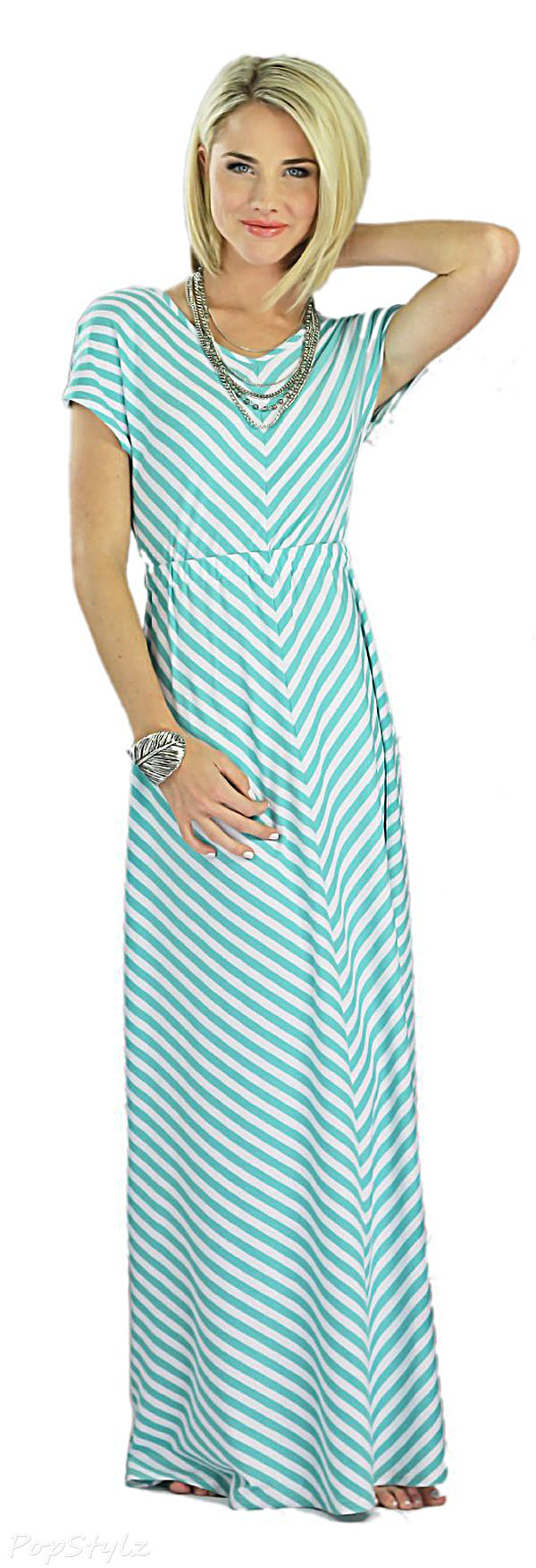Mikarose Maxi Dress- Makenna
