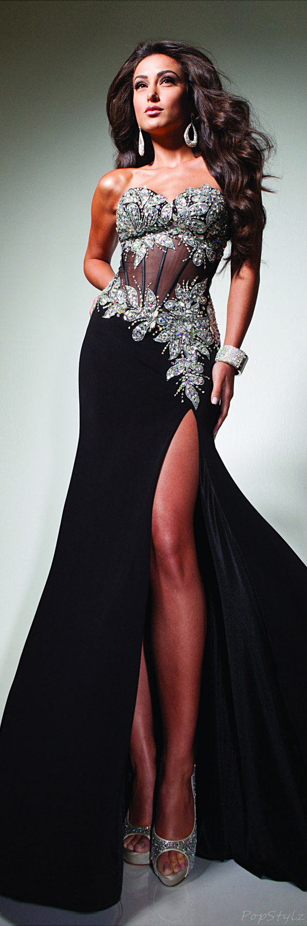 Tony Bowls TB113737 Long Evening Gown