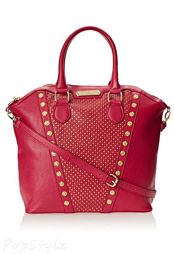 Betsey Johnson Tuxedo Junction Tote Handbag