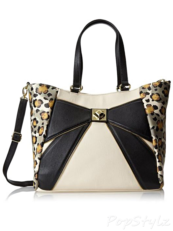 Betsey Johnson BJ33120 Bow Handbag