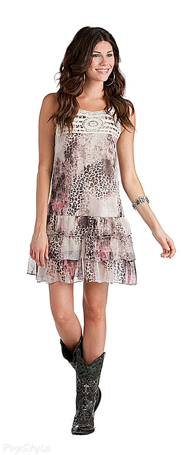 Rancho Estancia Pantor Mini Dress