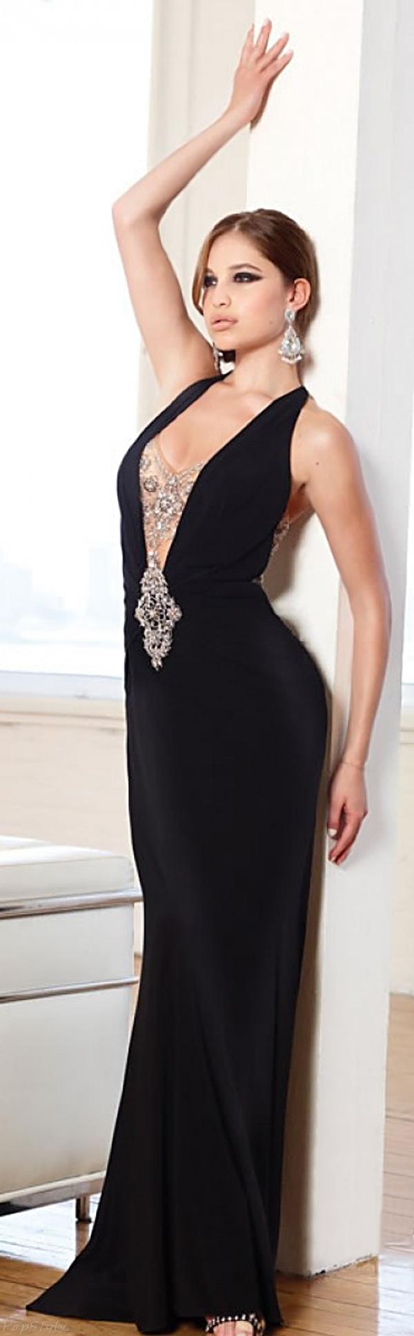 Terani Couture 6352J Evening Dress