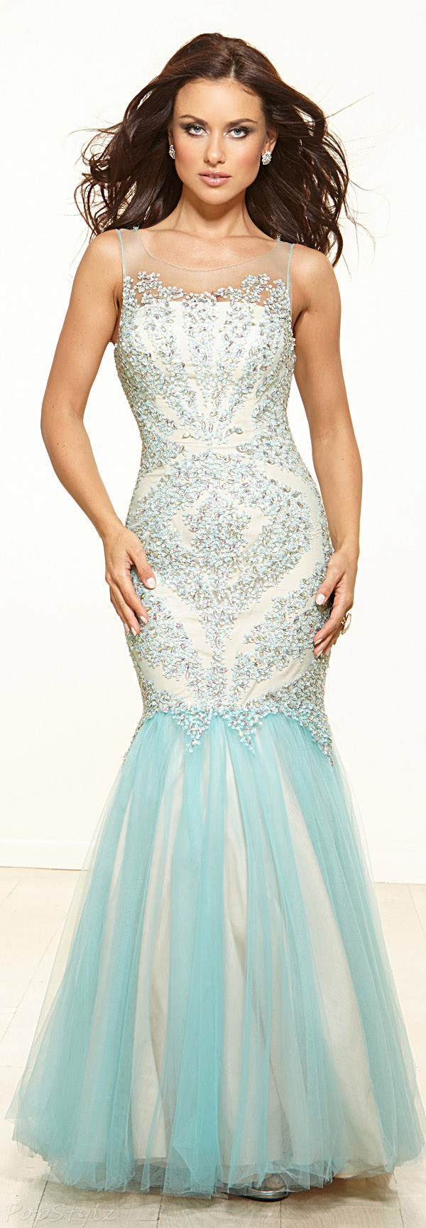 Terani Couture P3117 Evening Gown