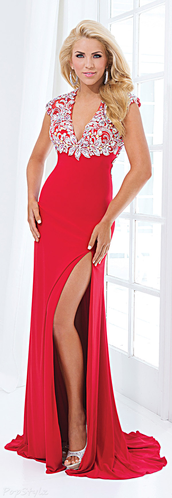 Tony Bowls Le Gala 114547 Elegant Evening Gown