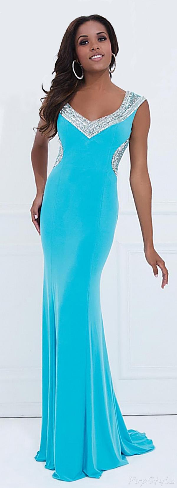 Tony Bowls Paris 114721 Evening Gown