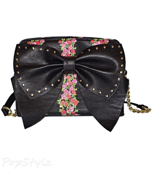 Betsey Johnson Bow Regard Handbag