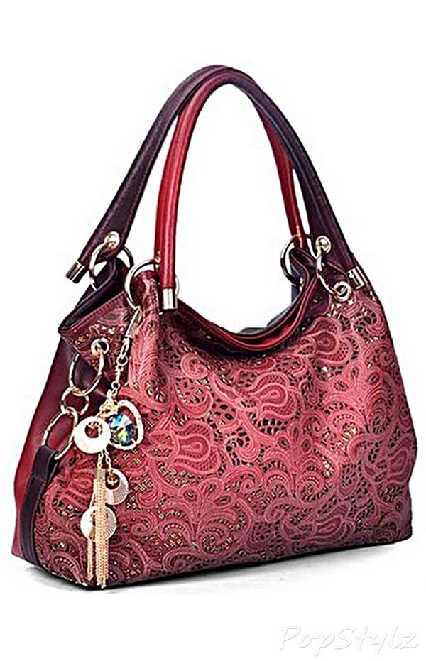 Buenocn Ls1193 Large Classic Handbag