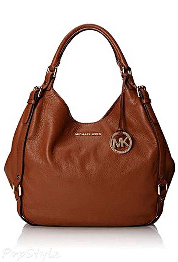 Michael Kors Bedford Leather Tote Handbag