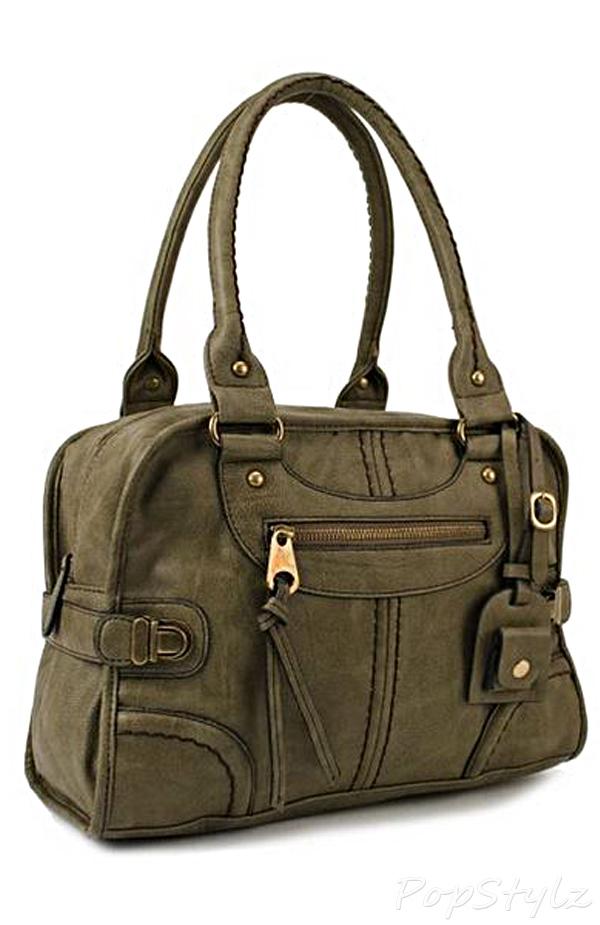 Scarleton H1068 Vintage Satchel Handbag