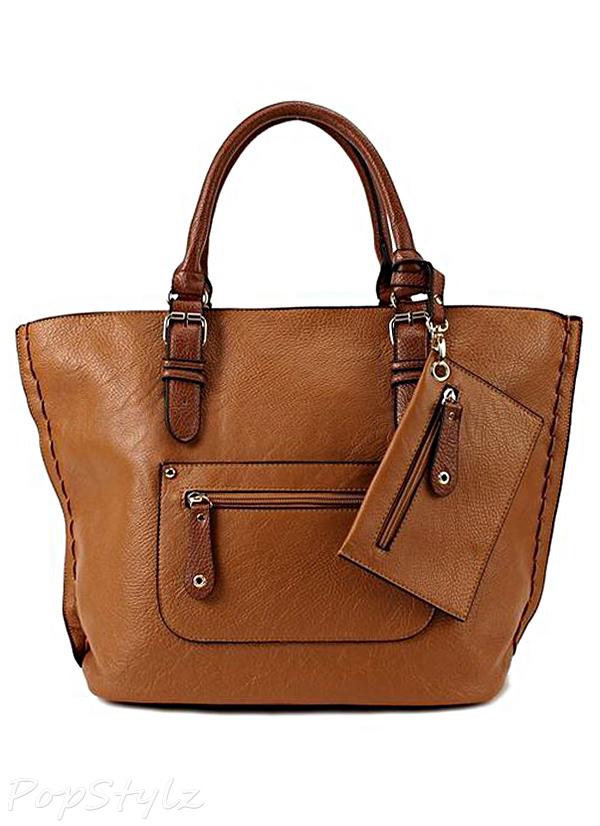 Scarleton H1035 Large Tote Handbag