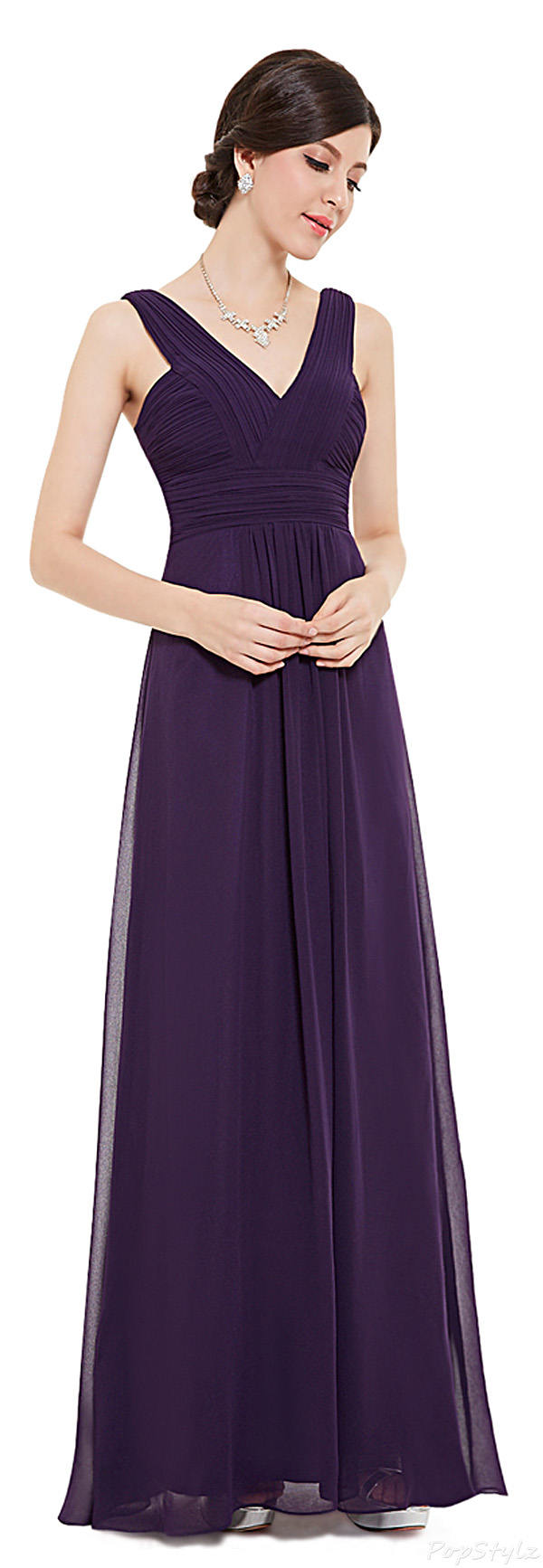 Ever Pretty 08478 Sleeveless V-Neck Evening Dress