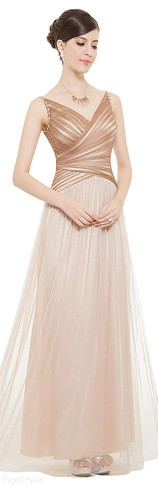 Ever Pretty 08493 Elegant Long Evening Gown