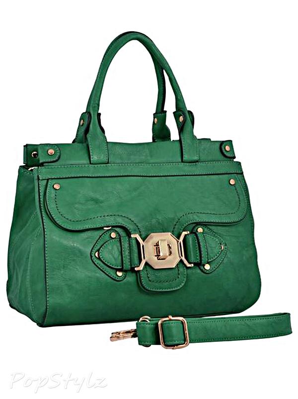 MG Collection Wendy Classic Stylish Satchel Handbag