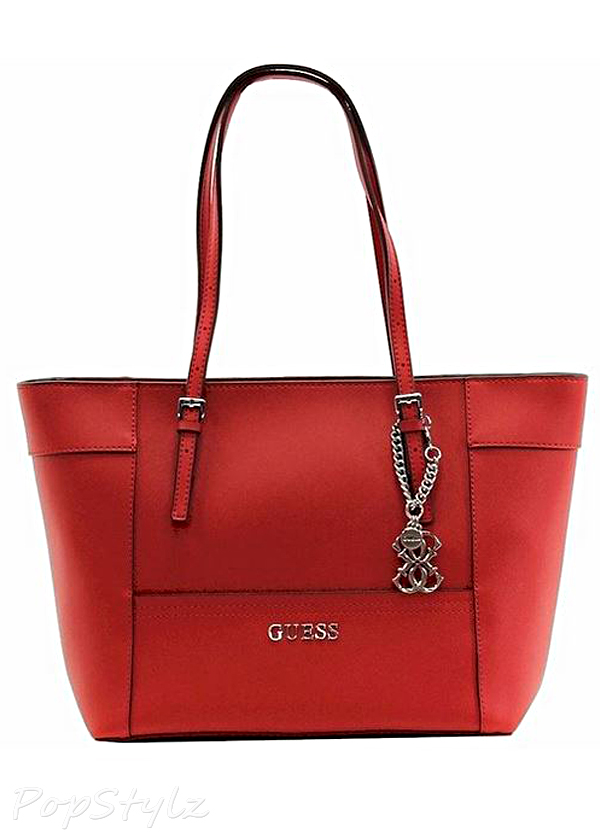 Guess Delaney Small Classic Tote Handbag