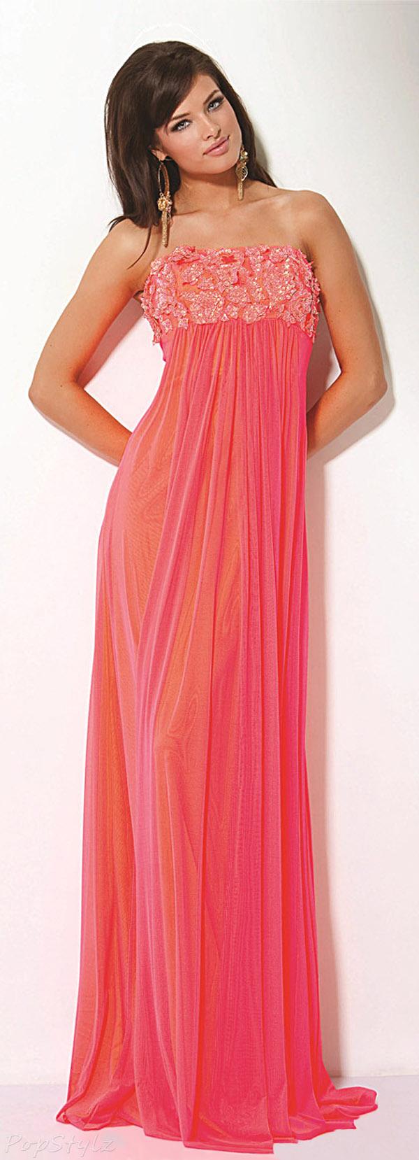 Jovani 15326 Sweet Long Formal Dress