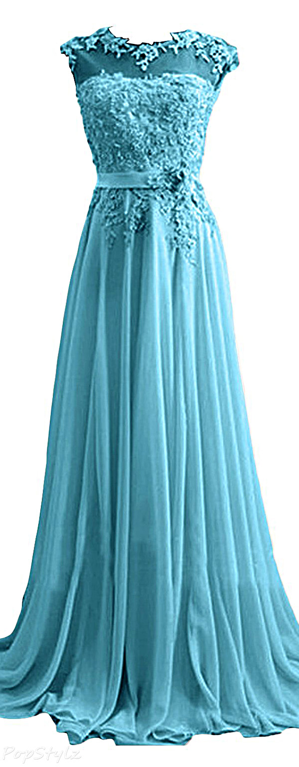 Sunvary Women's Lovely Long Formal Gown