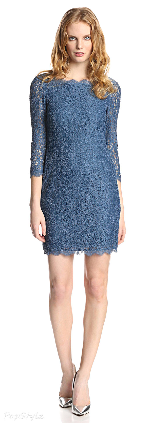 Adrianna Papell Women's Lovely Lace Dress