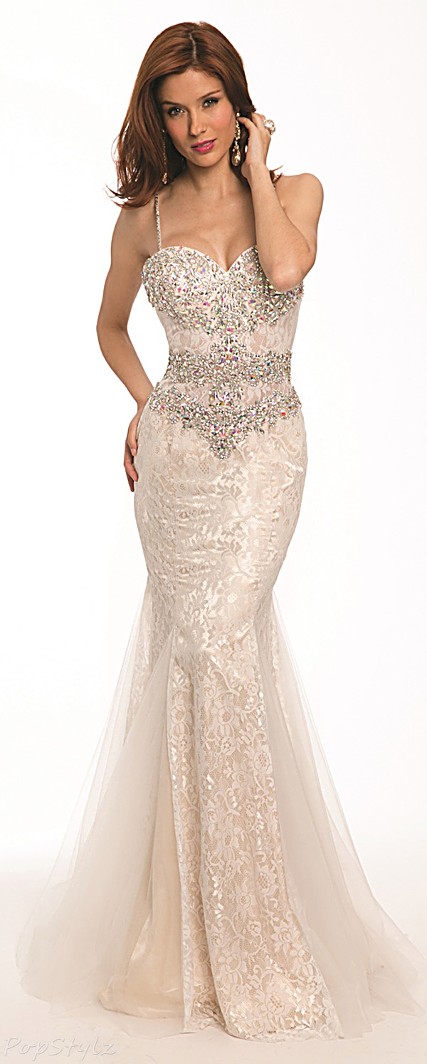 Jovani 94186 Long Lacy 2015 Evening Gown