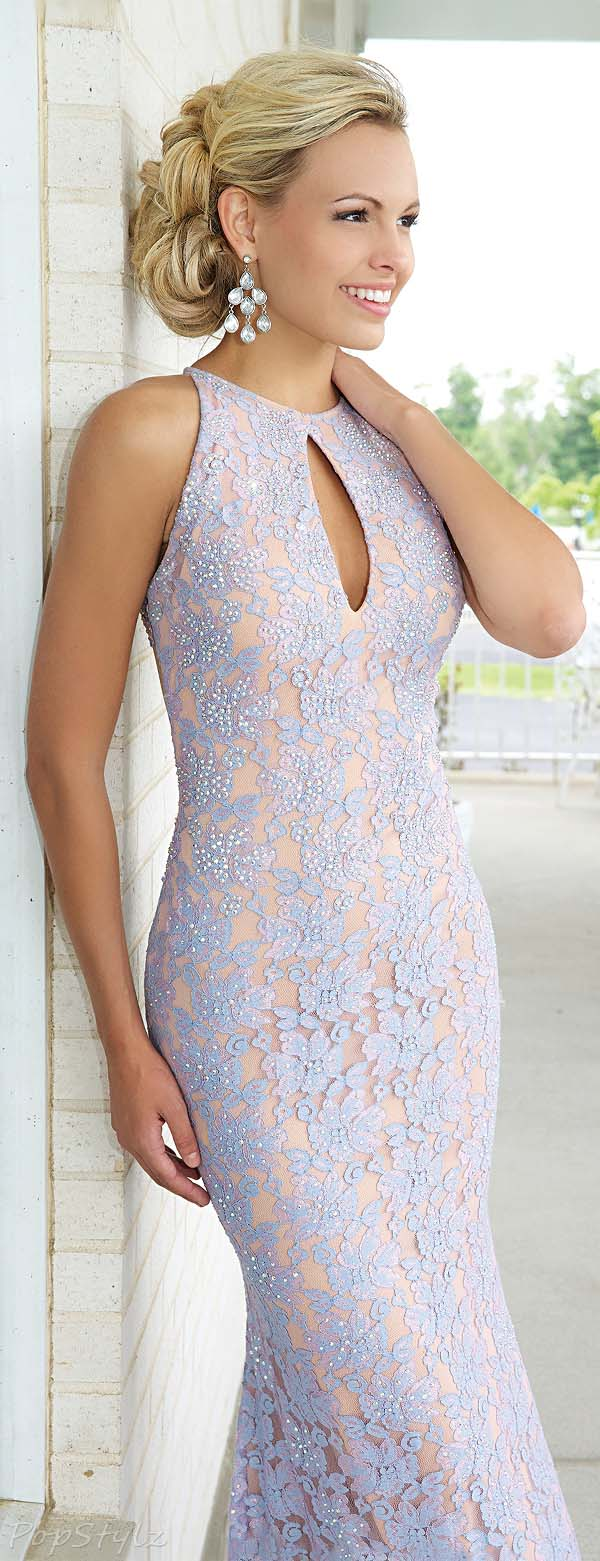 Jovani 99166 Long Lacy 2015 Elegant Gown