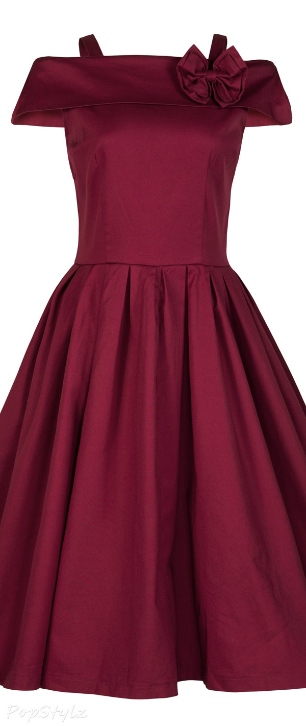 Lindy Bop 'Darlene' Vintage 1950's Swing Party Dress