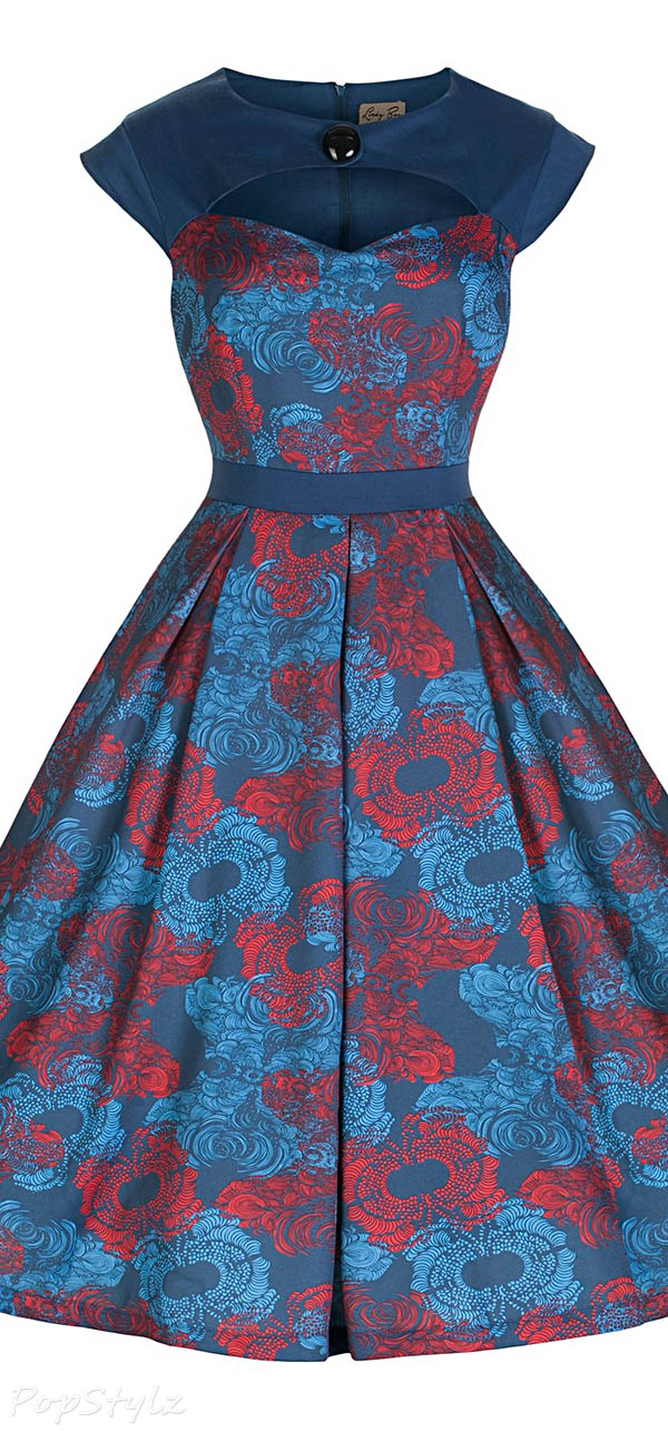 Lindy Bop 'Lottie' Vintage 1950's Party Dress