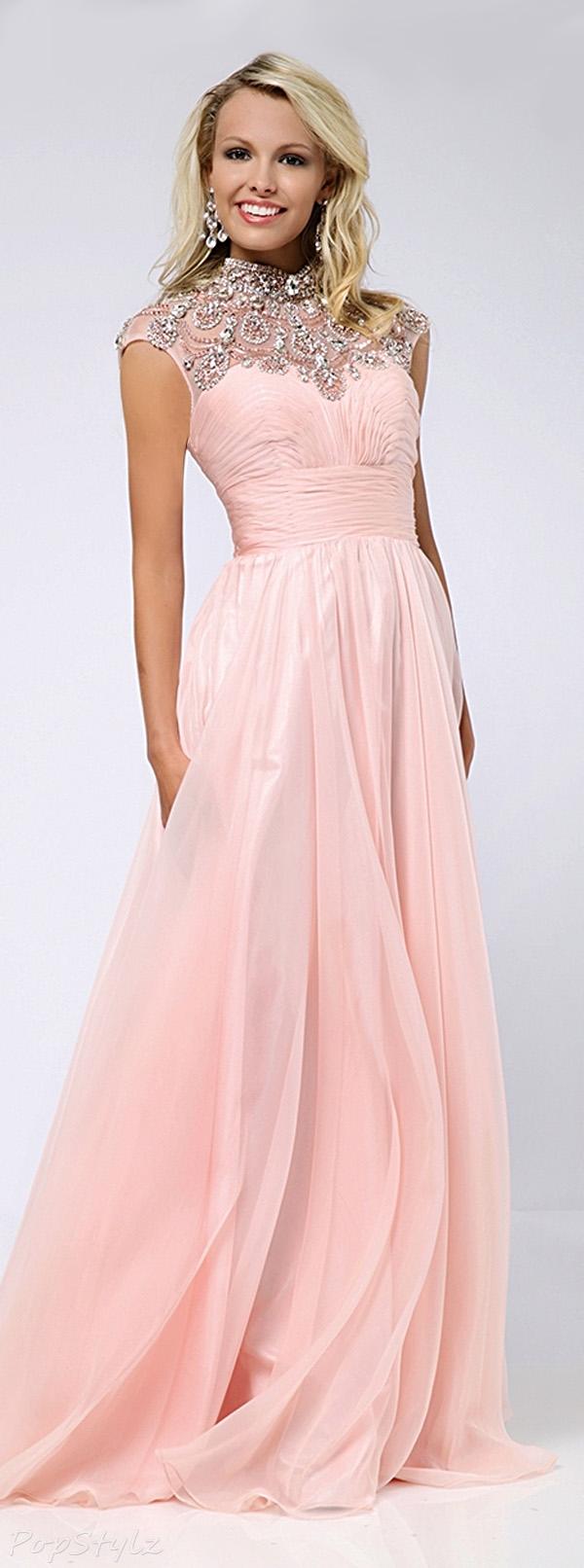 Jovani 20640 Beautiful Long 2015 Evening Gown