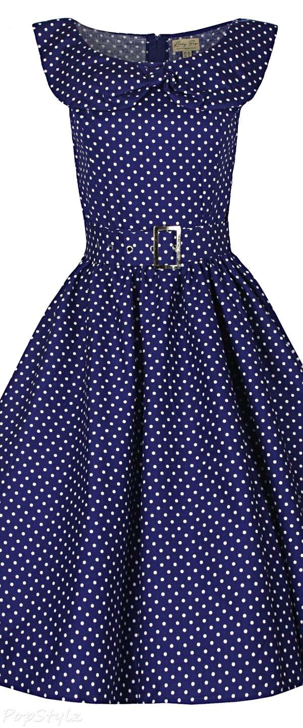 Lindy Bop 'Hetty' Vintage 1950's Rockabilly Swing Dress