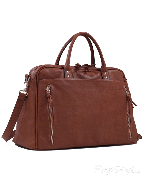MyLux Oversized Casual Travel Tote Luggage Duffel Handbag