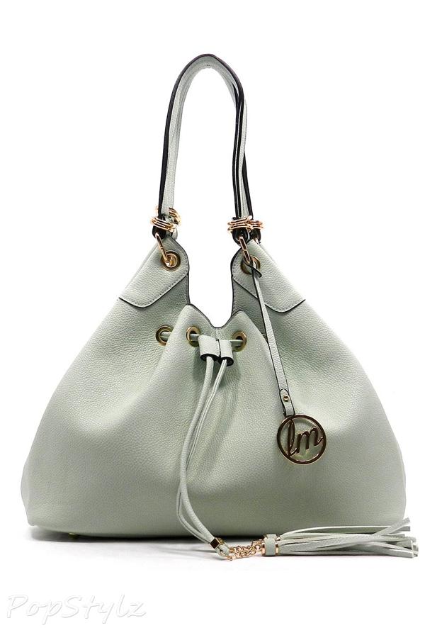 MyLux Fashion Designer Fringed Purse Handbag