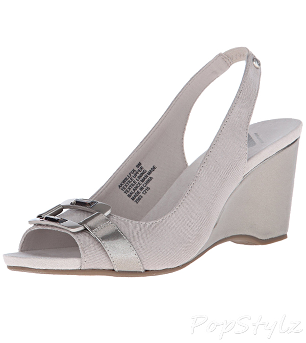Anne Klein Willful Sport Wedge Sandal