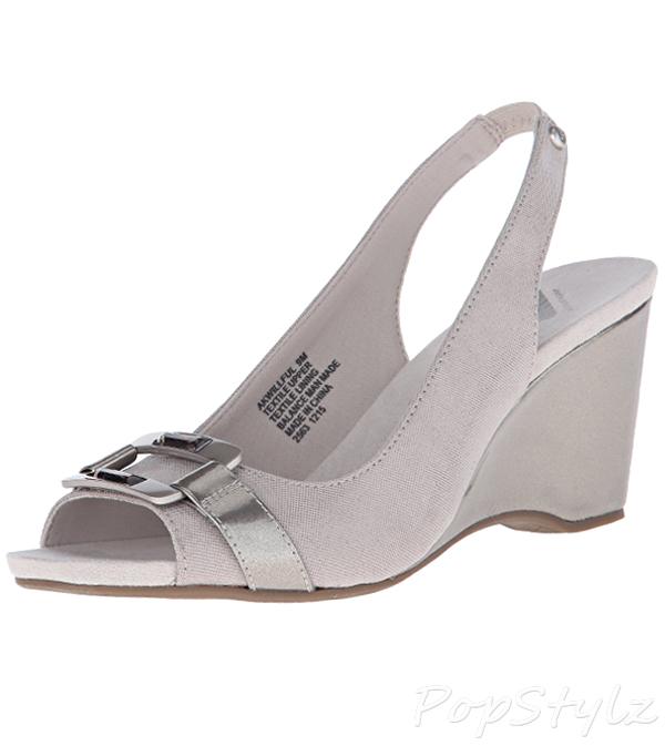 Anne Klein Willful Sport Wedge Sandal
