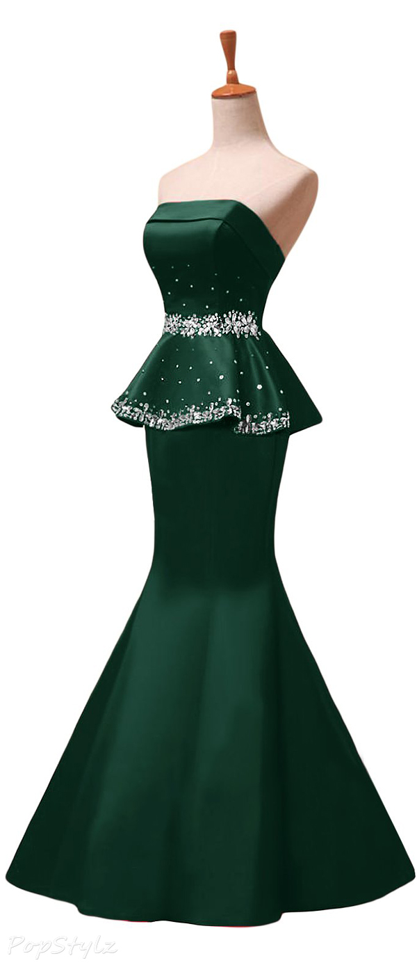 Sunvary Gorgeous Mermaid Formal Evening Gown