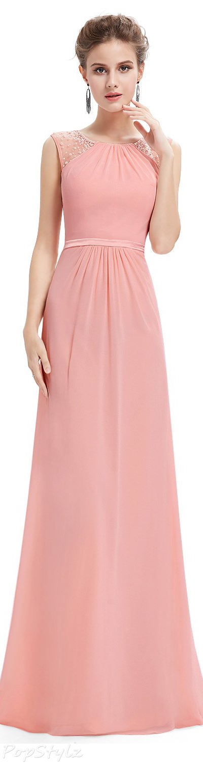 Ever Pretty Elegant Long Formal Evening Dress