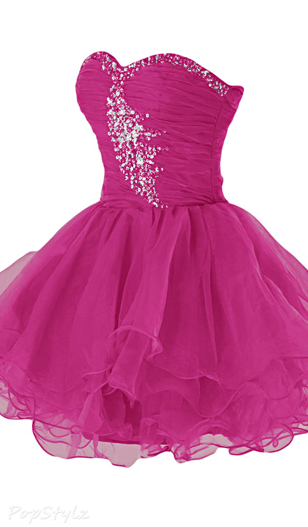 Sunvary Sweety Pageant Formal Dress
