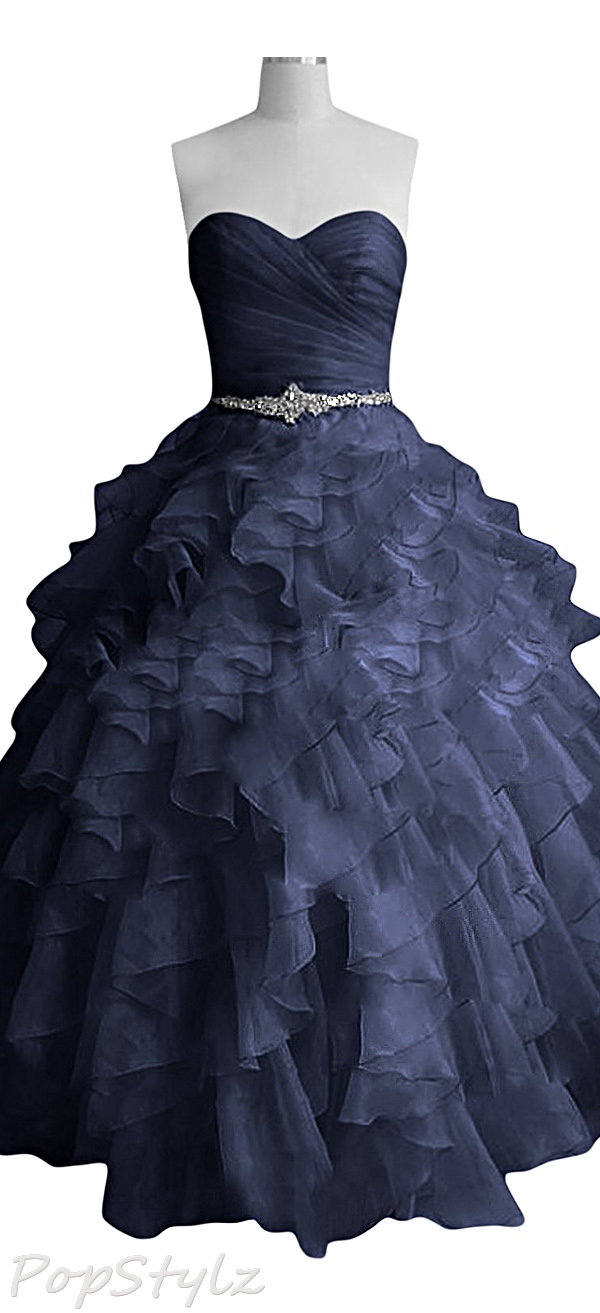 Sunvary Sweetheart Formal Ball Gown